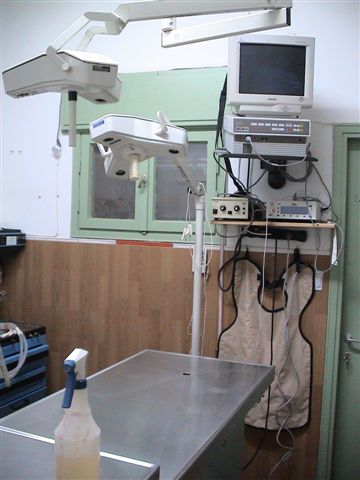 חדר ניתוח מאובזר - הוד השרון